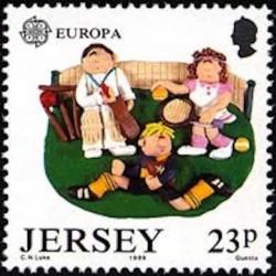 Ile de Jersey N° 0476 N**