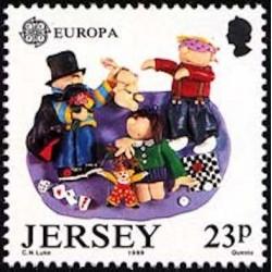 Ile de Jersey N° 0477 N**