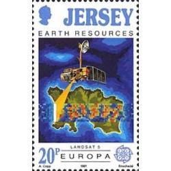 Ile de Jersey N° 0533 N**