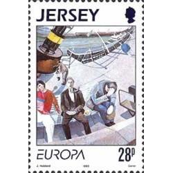 Ile de Jersey N° 0607 N**