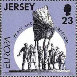 Ile de Jersey N° 0687 N**