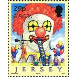 Ile de Jersey N° 1019 N**