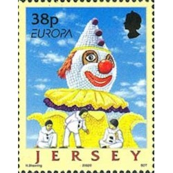 Ile de Jersey N° 1020 N**