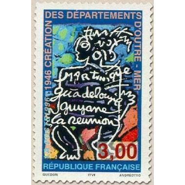 FR N° 3036 Oblitere