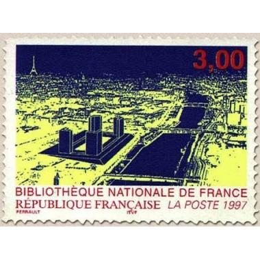 FR N° 3041 Oblitere