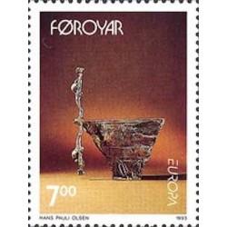 Iles Feroe N° 0241 N**