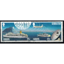 Gibraltar N° 0555/556 N**