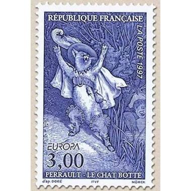 FR N° 3058 Oblitere