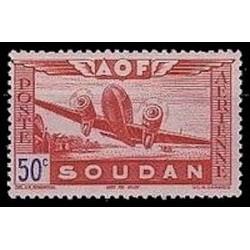 Soudan  N° PA010 N *