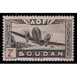 Soudan  N° PA012 N **