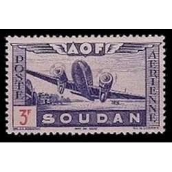 Soudan  N° PA013 N *