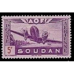 Soudan  N° PA014 N *