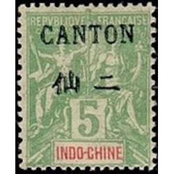 Canton N° 020 N*