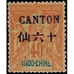 Canton N° 027 N*