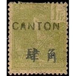 Canton N° 046 Obl