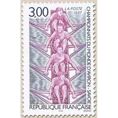FR N° 3102 Oblitere