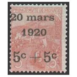 Monaco Obli N° 0038