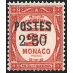Monaco N° 0153 Obli