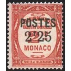 Monaco N° 0152 Obli