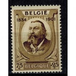 Belgique  N° 0385 Neuf **