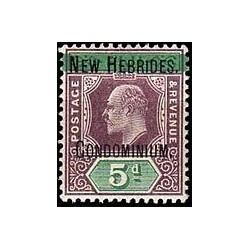 Nouvelles Hebrides N° 009 N*