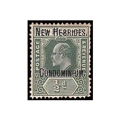 Nouvelles Hebrides N° 012 N*