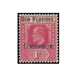 Nouvelles Hebrides N° 013 N*