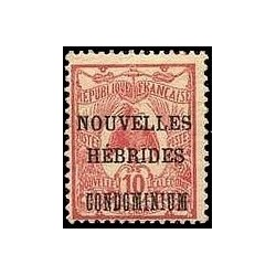 Nouvelles Hebrides N° 016 N*