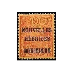 Nouvelles Hebrides N° 018 N*