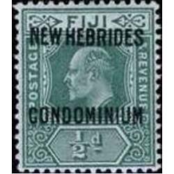 Nouvelles Hebrides N° 020 N*