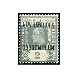 Nouvelles Hebrides N° 022 N*