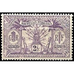 Nouvelles Hebrides N° 036 N*