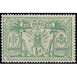 Nouvelles Hebrides N° 049 N*