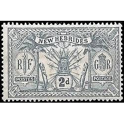 Nouvelles Hebrides N° 051 N*