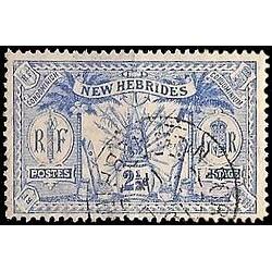 Nouvelles Hebrides N° 052 N*