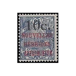 Nouvelles Hebrides N° 059 N*