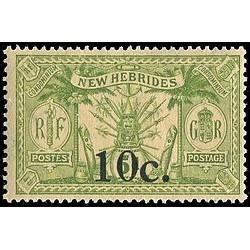 Nouvelles Hebrides N° 061 N*