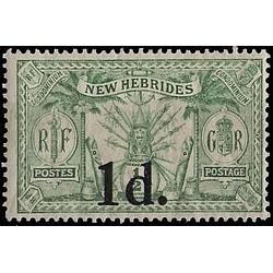 Nouvelles Hebrides N° 077 N*