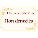 NC non dentelés