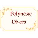 Polynésie Carnet & divers