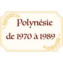 Polynésie 1970-1989