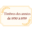 FR 1950-1959 N**