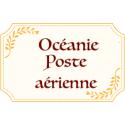 OCEANIE Poste Aerienne