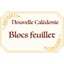 NC poste Bloc feuillet