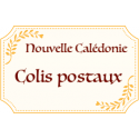 NC colis postaux