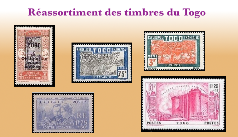 achat de timbres collection